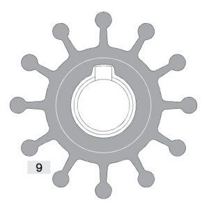 Johnson impeller 801B-1