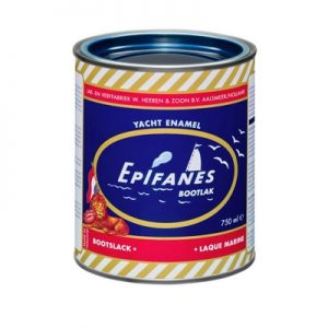 Epifanes Bootlak wit 0,75 L