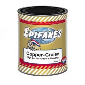 Epifanes Copper-Cruise 0,75 L zwart