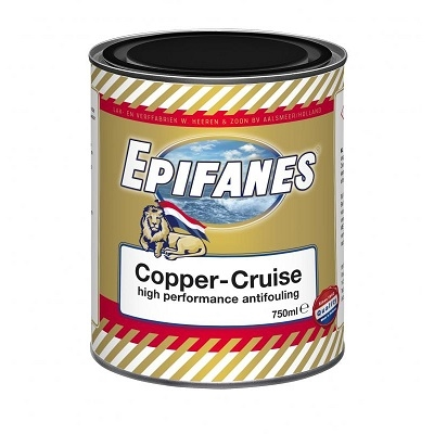 Epifanes Copper-Cruise 0,75 L rood
