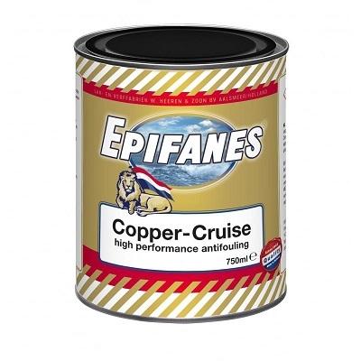 Epifanes Copper-Cruise 2,5 L zwart