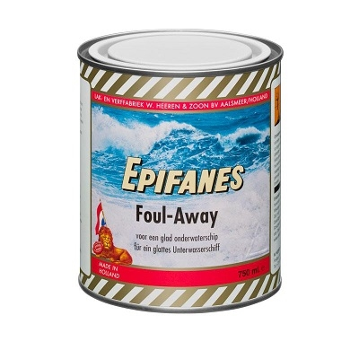Epifanes Foul-Away roodbruin 0,75 L