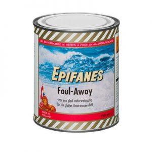Epifanes Foul-Away zwart 0,75 L