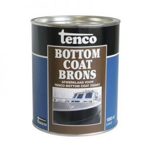Tenco Bottom Coat Brons 1 L