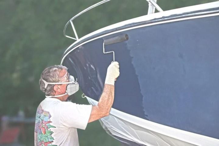 zelf je boot schilderen