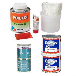 Polyester en epoxy